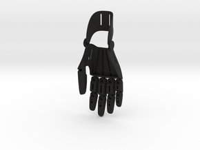 Prosthetic Hand 2 in Black Strong & Flexible