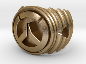 Overwatch 26mm in Polished Gold Steel