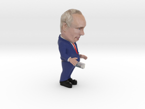 Putin Trump Train SM in Full Color Sandstone