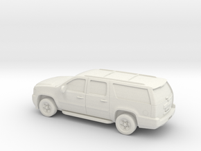 1/100 2007-14 Chevrolet Suburban in White Strong & Flexible