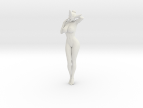 Bunny lady 008 1/10 in White Strong & Flexible