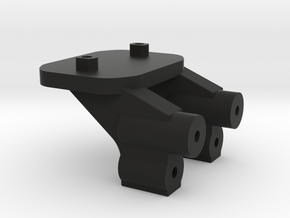 B44 Low Wing Mount  in Black Strong & Flexible