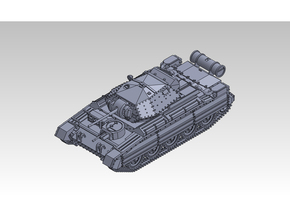 1/87 Cruiser Tank CRUSADER MkI / II in Frosted Ultra Detail