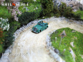 Opel Olympia Cabrio-Limousine (N 1:160) in Frosted Ultra Detail