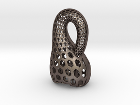 Klein Bottle Opener in Stainless Steel