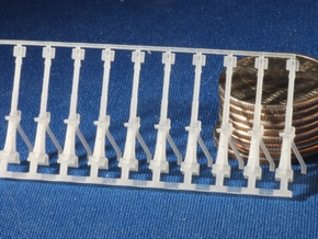 Canadian National Switch Stand HO Scale x10 in Frosted Ultra Detail