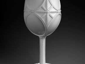 Gothic Goblet in White Strong & Flexible