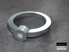Ring - 1Tube in Stainless Steel