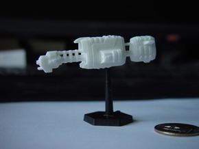USASF Missile Cruiser in White Strong & Flexible