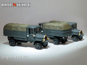 SET 3x Daimler DR4 1/2 (N 1:160) in Frosted Ultra Detail