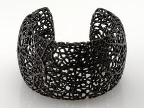 Rhizome Cuff (sz L) in Black Strong & Flexible