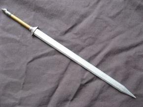 Eagle Broadsword in White Strong & Flexible