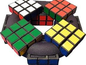 4Cubes in White Strong & Flexible