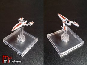 Aurek Strikefighter 1/270 in White Strong & Flexible