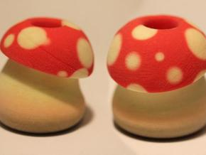 mushroom2 in Full Color Sandstone