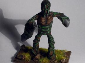 Plant Earth Elemental Miniature in White Strong & Flexible