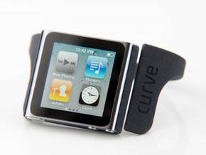 Nanolet - iPod Nano Bracelet in Black Strong & Flexible