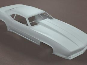 1/25 Scale Pro Modified 1969 Camaro in White Strong & Flexible