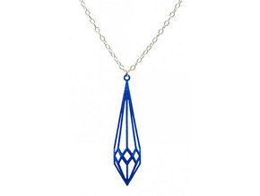 Deco Drop Pendant in White Strong & Flexible
