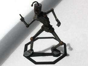 Angry Robot in White Strong & Flexible