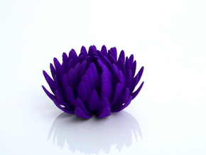 Kiku Small in Purple Strong & Flexible Polished
