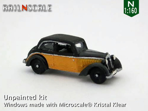 DKW F7 Meisterklasse (N 1:160) in Frosted Ultra Detail