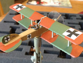 1/144 Albatros C.V/16 in White Strong & Flexible