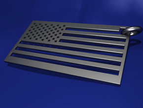 OLD GLORY in Stainless Steel