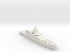 Holland Class 1/700 in White Strong & Flexible