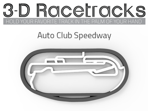 Auto Club Speedway | IndyCar in Full Color Sandstone