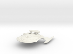 Kongo Class B LtCruiser (with Weapon Pod) in White Strong & Flexible