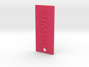 BOWIESTASH in Pink Strong & Flexible Polished