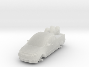 1/87 Scale Big Sky Sport AWD in Frosted Ultra Detail