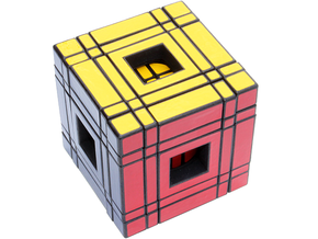 Window Real5x5x5 in White Strong & Flexible