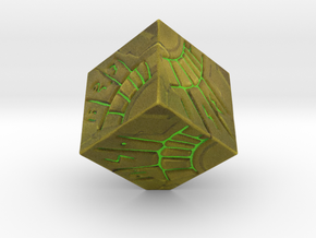 DataCube - WildStar - 30mm in Full Color Sandstone