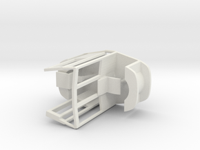 UF Fahrerstand Paar 1 in White Strong & Flexible