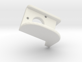 Leadnut Adapter With Z-stop in White Strong & Flexible