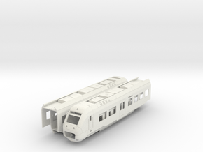 Sprinter Lighttrain (H0) in White Strong & Flexible