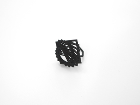 Arithmetic Ring (Size 8) in Black Strong & Flexible