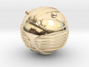 The Golden Snitch  (14K GOLD) in 14K Gold