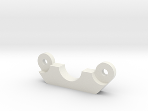 E3D Clamp in White Strong & Flexible