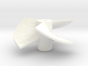 iRobot Mirra propeller in White Strong & Flexible Polished