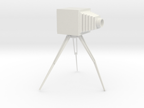 Camera in White Strong & Flexible