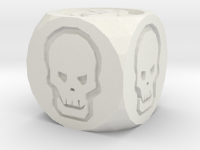 hq replacement die in White Strong & Flexible