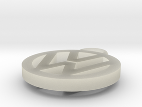 VW pendant in Transparent Acrylic