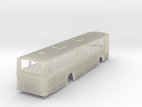 MB200 Streekbus in Transparent Acrylic