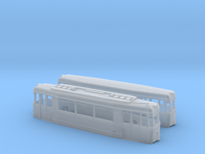 Tram Gotha ET/EB57 (one direction) in Frosted Ultra Detail