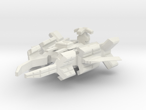 Space Force RRF Frigate in White Strong & Flexible