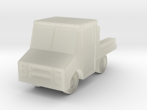 MOW Truck - Z Scale in Transparent Acrylic