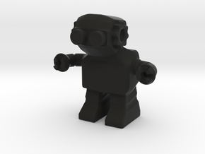 Diesel Bot v1 in Black Strong & Flexible